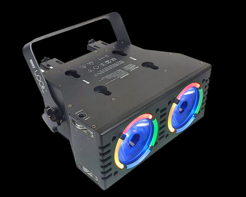 Blizzard Lighting LOOK Dual Beam LED DJ Light Fixture