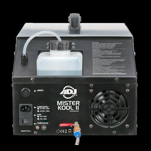 ADJ Mister Kool II Low-lying Dry Ice Effect Fog Machine