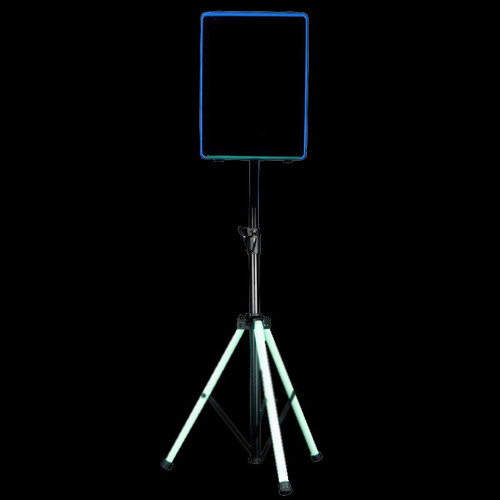 American Audio LED Color Stand LED Light Up Speaker Stand / CSL100