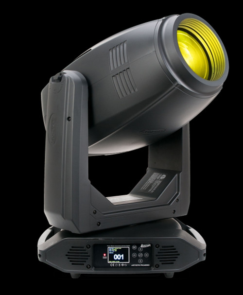Elation Artiste Picasso 620W LED CMY Spot w/ Framing Shutters