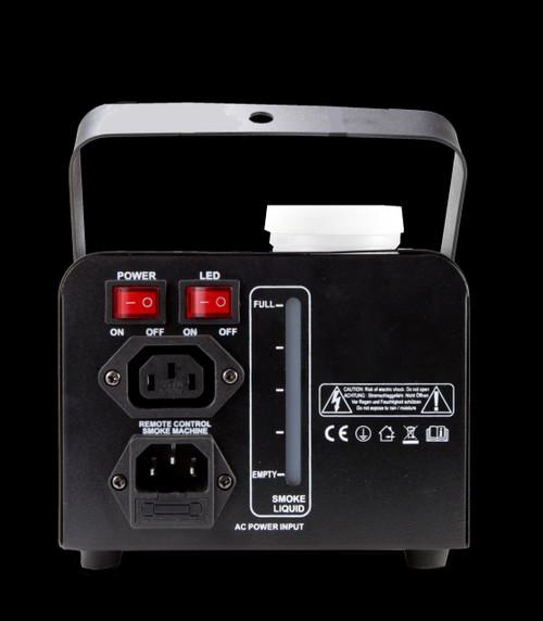 Eliminator Lighting Amber Fog 700 LED Fog Machine