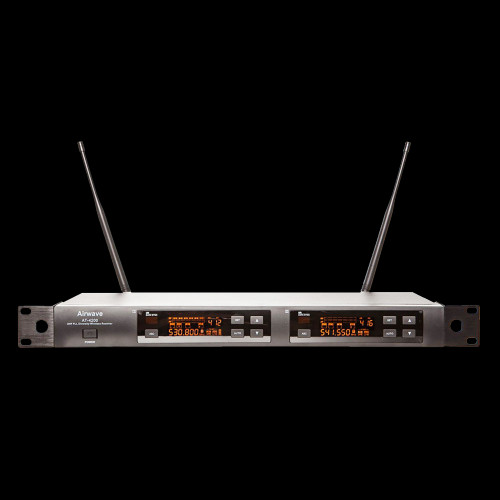 Airwave AT-8-SYS1-PRO 8 Channel Wireless System Package