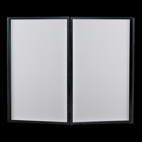 ADJ Event Facade II - DJ Equipment Conceal Screen / WHT / BLK