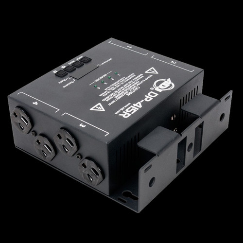 ADJ DP-415R 4-channel Dimmer / Switch Pack