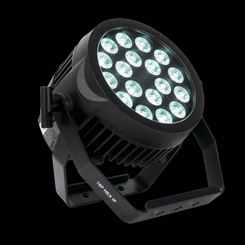 ADJ 18P HEX IP HEX LED Outdoor IP Rated Par Can