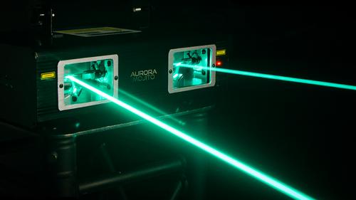 X-Laser Aurora Mojito Dual Mint Green Laser Projector