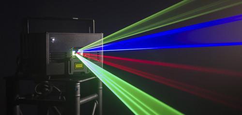 X-Laser Skywriter HPX M-2 Full Color Laser Projector