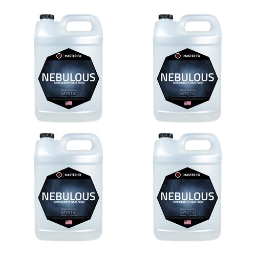 Master FX Nebulous Haze Fluid Refill Fluid