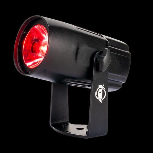 ADJ Saber Spot Go RGBW LED Pinspot / Battery Powered