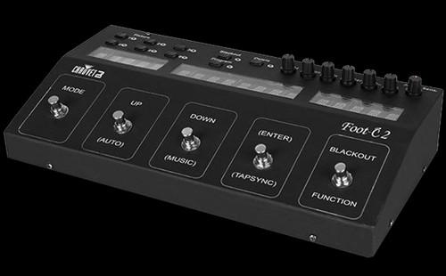 Chauvet DJ Foot-C 2 DMX Foot Controller