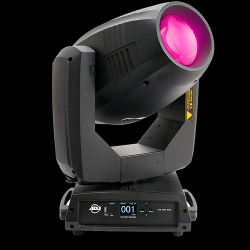 ADJ Vizi CMY 16RX Hybrid Moving Head Light Fixture