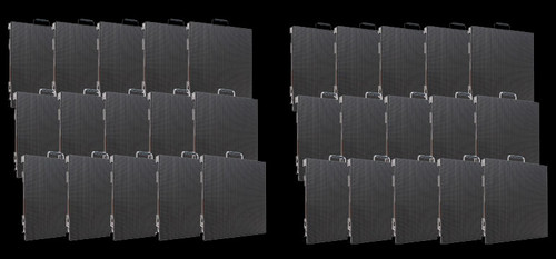 ADJ AV3 DUAL 5X3 SYS VX LED Video Wall Panel System