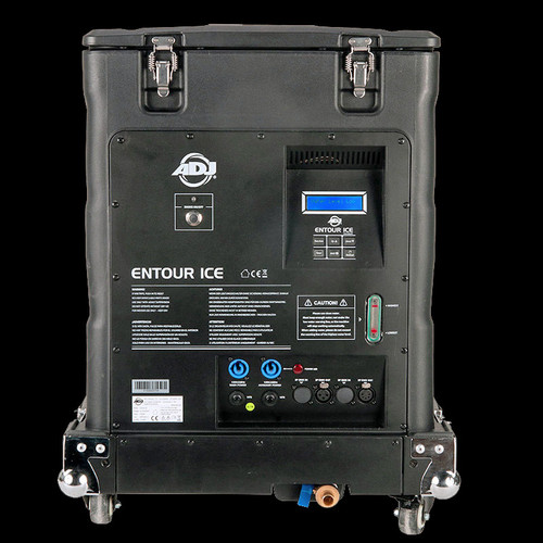 ADJ Entour Ice Fog Machine / High Output Low-Lying / Tour-Grade