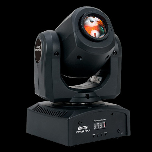 ADJ Stinger Spot DMX Pak LED Moving Head Spot Lighting Package