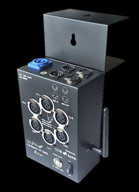 Blizzard Lighting Skyline Compact 6-port Wireless DMX 2.4GHz Splitter