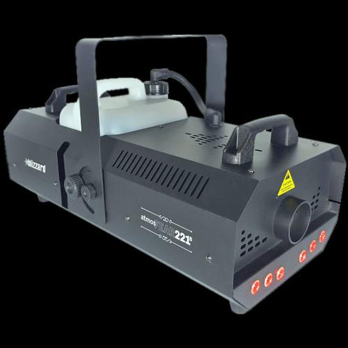 Blizzard Lighting AtmosFEAR 221b Fog Machine w/ TRI RGB LED