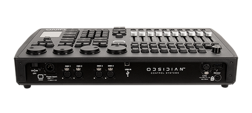 Obsidian NX Wing USB Control Surface to Obsidian Control Systems