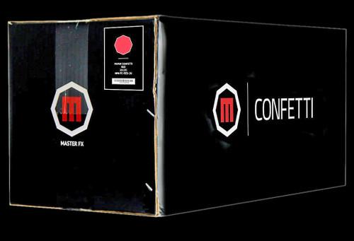 Master FX Paper Confetti – Red