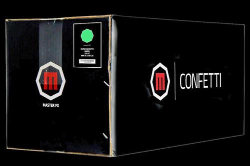 Master FX Paper Confetti – Green