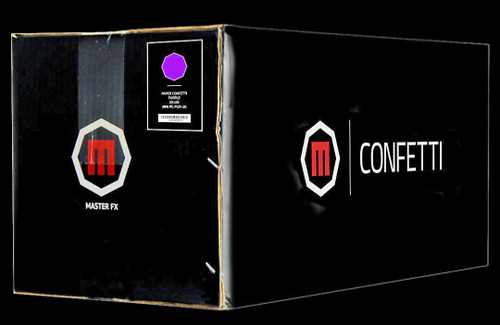 Master FX Paper Confetti – Purple