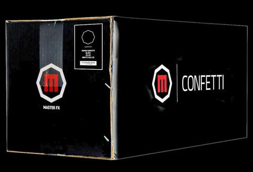 Master FX Paper Confetti – Black