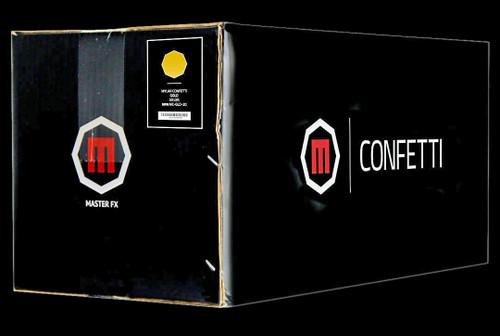 Master FX Mylar Confetti - Metallic Gold