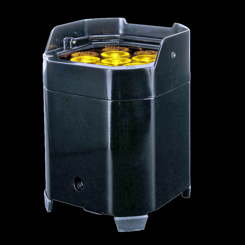 ADJ Element QA PC6 Pak / Battery Powered LED Par Can Lighting Package