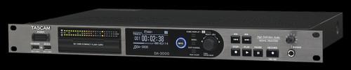 TASCAM DA-3000 Stereo Master Recorder - AD/DA Converter