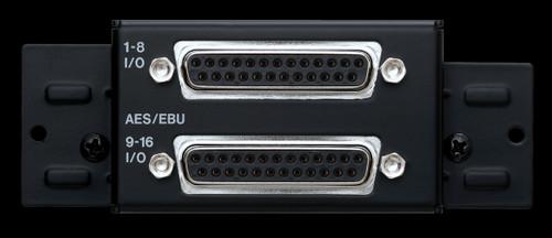TASCAM IF-AE16 AES / EBU Digital Interface Card / DA-6400 / DA-6400dp