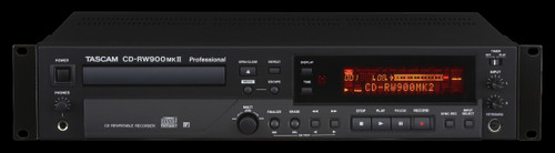 TASCAM CD Recorder / Player / CD-RW900MKII