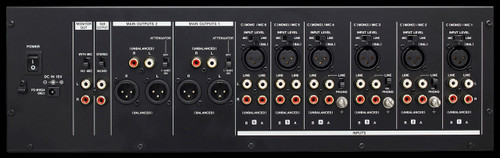 TASCAM Industrial-grade Audio Zone Mixer / MZ-372