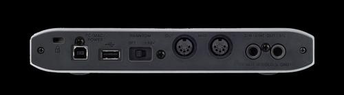 TASCAM iXR 2-ch USB Audio MIDI Interface for iOS/Mac/Win