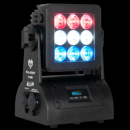 Elation PALADIN Cube Outdoor LED RGBW Floodlight Wash