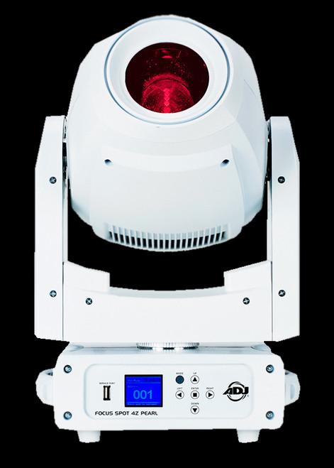 ADJ Focus Spot 4Z Pearl LED Moving Head Spot w/  Focus / Zoom