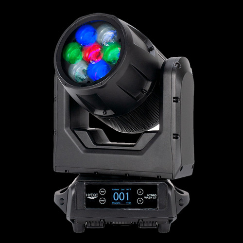 ADJ Hydro Wash X7 LED IP65 Indoor / Outdoor Moving Head Light