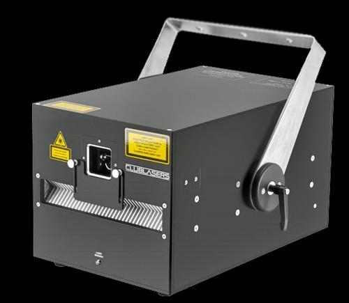 Club Lasers Series 10 RGB Full Color Analog Laser / 10 WATT / ILDA
