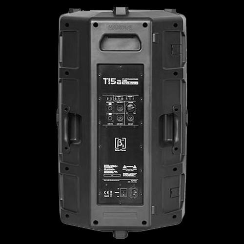 "Beta 3 T15A 1100W "" 2-Way Full Range Powered Loudspeaker"
