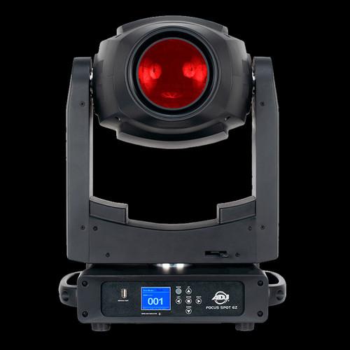 ADJ Focus Spot 6Z Compact LED Moving Head Spot