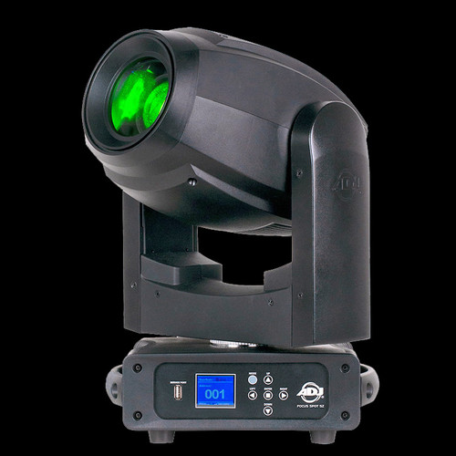 ADJ Focus Spot 5Z LED Moving Head w/ Motorized Focus / Zoom