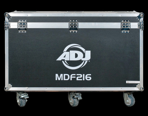 ADJ Flight Case for 9x MDF2 Panels / MDF2FC9