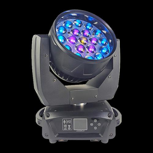 Blizzard Lighting Flurry Z LED Ring Effect Moving Head + Motorized Zoom