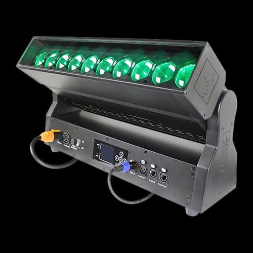 Blizzard Lighting MystACL Z LED Zoom Bar + Motorized Tilt