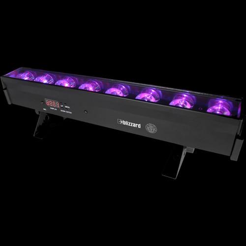 Blizzard Lighting LB Spektrum LED RGB Wash Bar Light + DMX