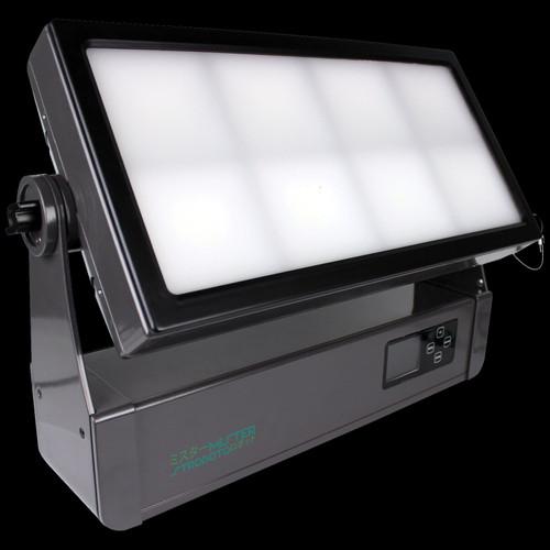 Blizzard Lighting Mister Stroboto White LED Strobe / Blinder + RGB Effects