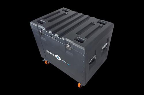 Blizzard Lighting IRiS R2 Case / 6 x Panel Flight Case