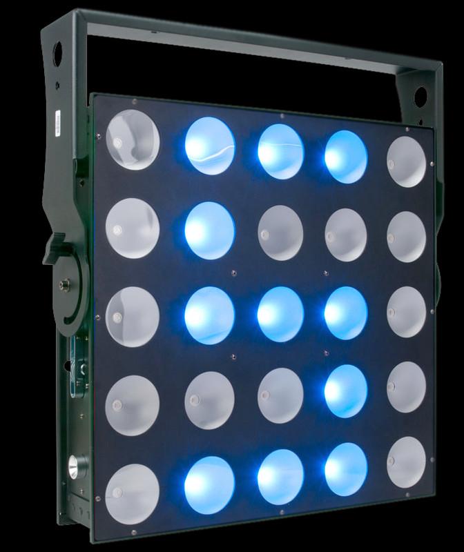 Elation Cuepix Panel 30w Led Rgb Rdm High Power Light Panel