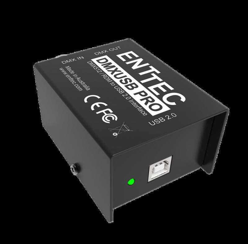 Wonderbaar ENTTEC DMX USB Pro USB 512 DMX Laser / Lighting Interface NM-47