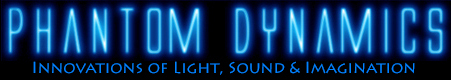 Phantom Dynamics | Nightclub Lighting | Lasers & Sound
