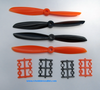 6405 6 Inch rotor blades ( 4 pieces) for L250