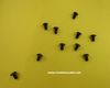 3x4mm Metal Screw (10pcs)